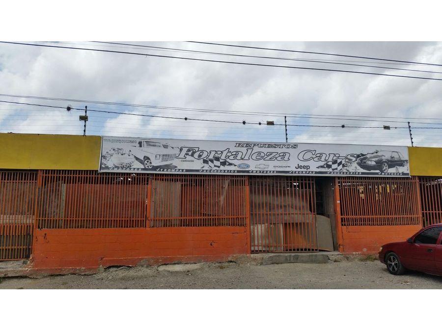 se vende galpon zona industrial barquisimeto rah 21 12029 rde