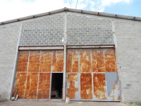 se vende galpon zona industrial barquisimeto rah 21 13907 rde