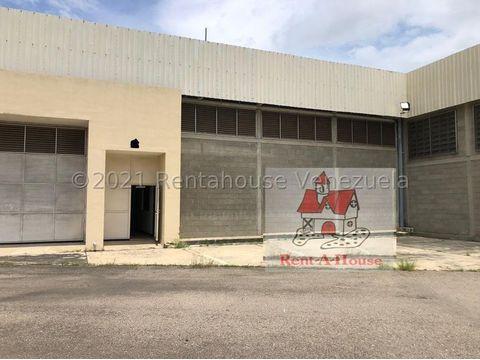 se alquila galpon zona industrial barquisimeto rah 21 24901 rde