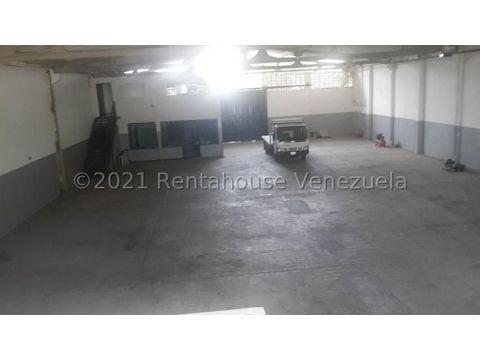 se alquila galpon zona industrialbarquisimeto rah 21 25575 rde