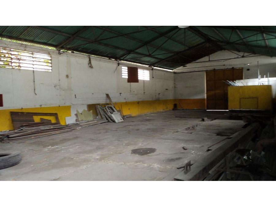 rde en venta galpon en zona industrial barquisimeto rah 21 6538