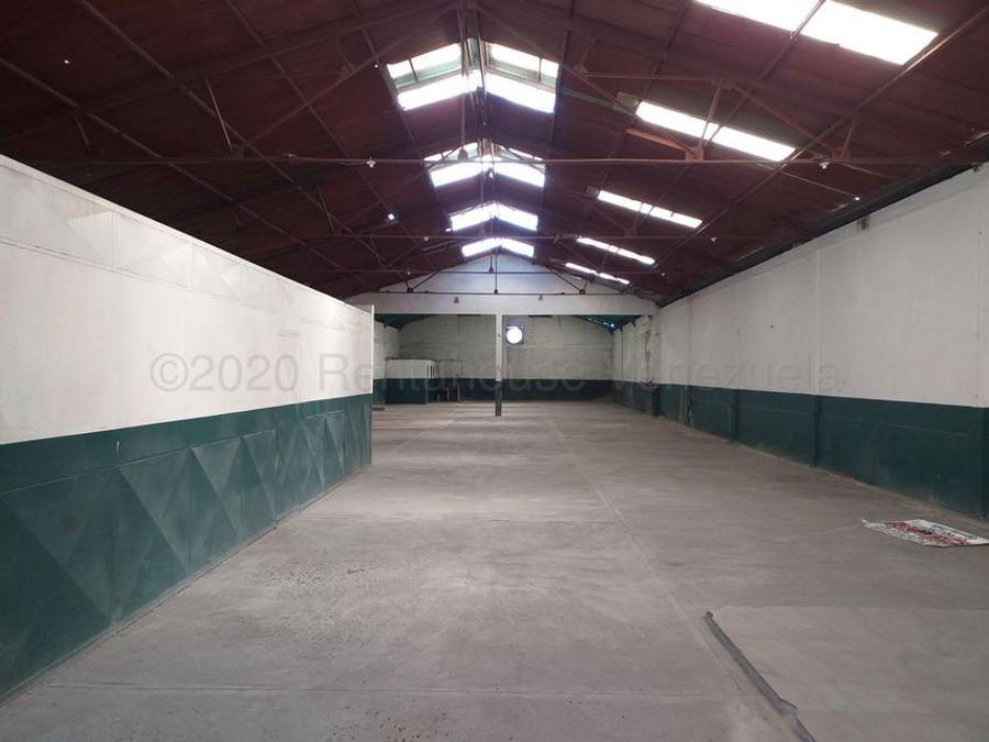 galpon en alquiler zona industrial rah 21 8419 rde