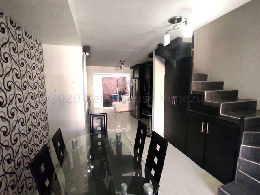 en venta casa en caminos de tarabana cabudare rah 21 9385 at rde