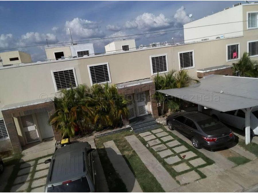 en venta casa en caminos de tarabana cabudare rah 21 16000 at rde