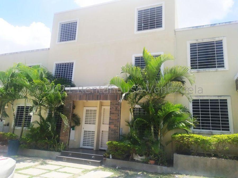 en venta casa en caminos de tarabana cabudare rah 21 20251 at rde