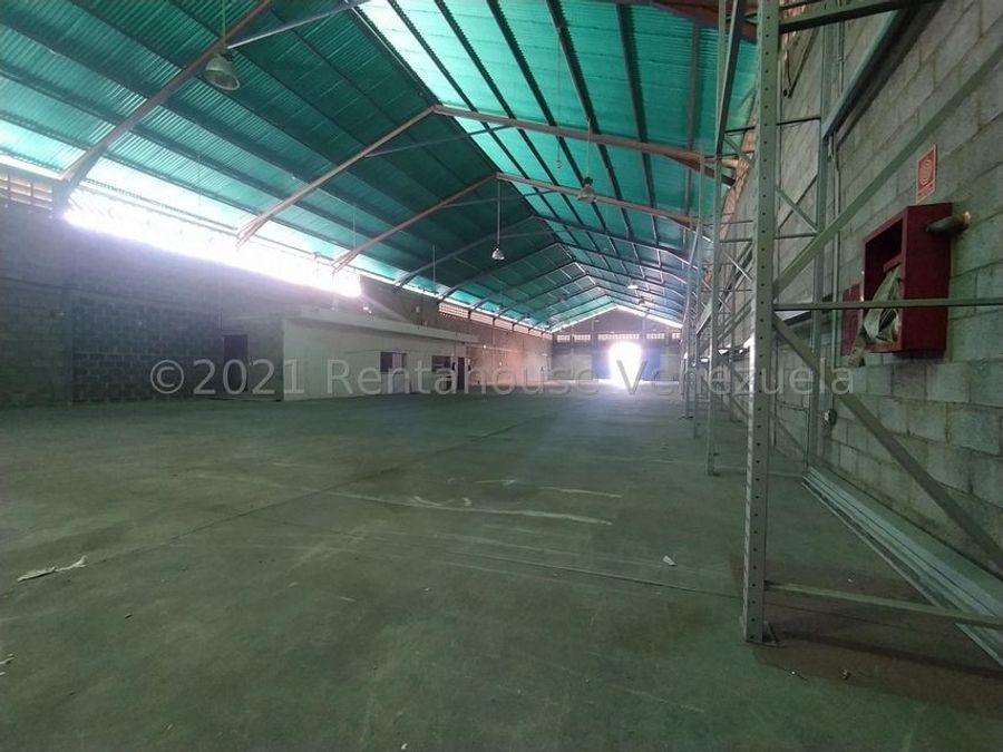 galpon en alquiler zona industrial rah 21 23870 rde
