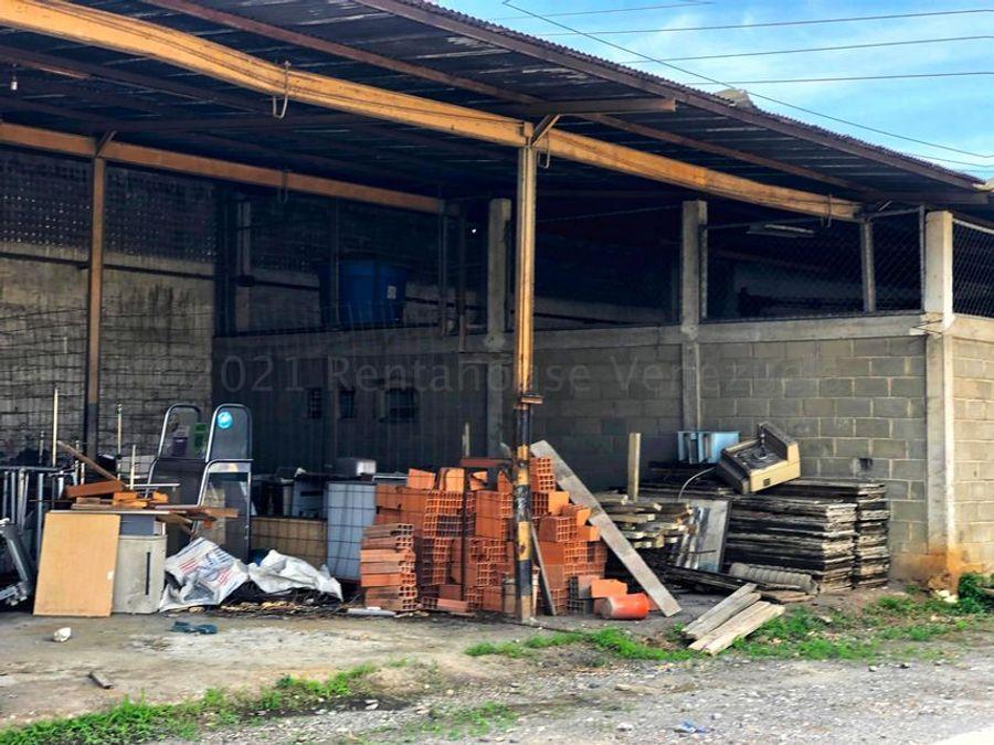 galpon en alquiler zona industrial rah 21 14360 rde