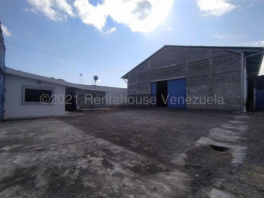 rde en venta galpon en zona industrial barquisimeto rah 21 20090