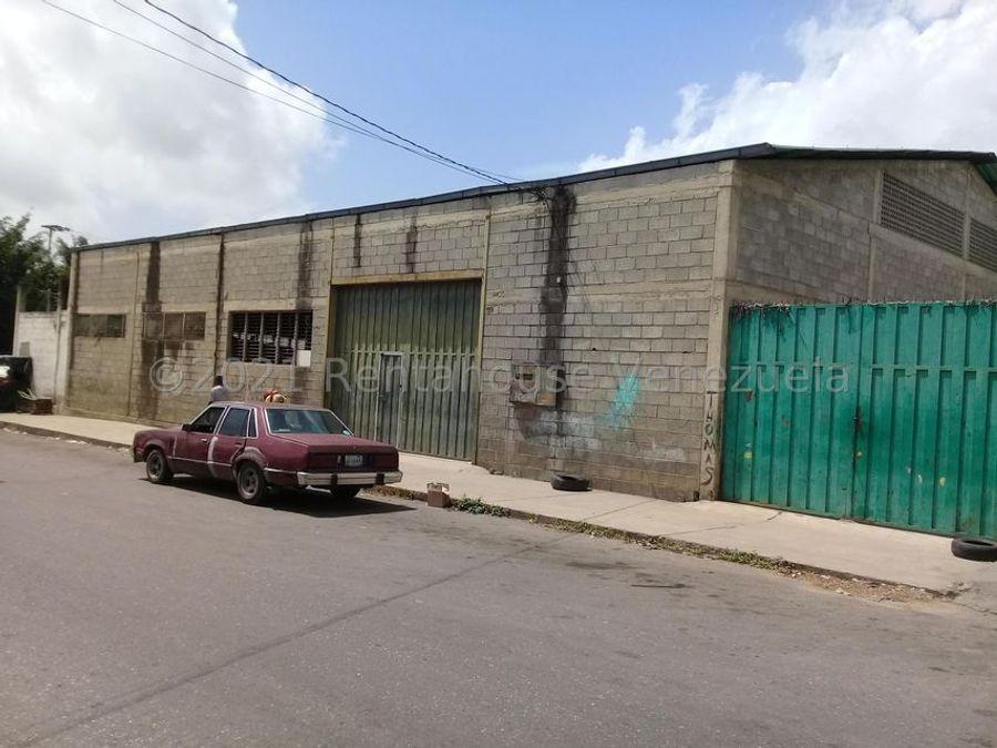 galpon en alquiler zona industrial rah 21 20726 rde