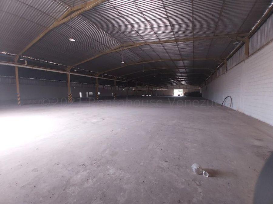 galpon en alquiler zona industrial rah 21 24800 rde