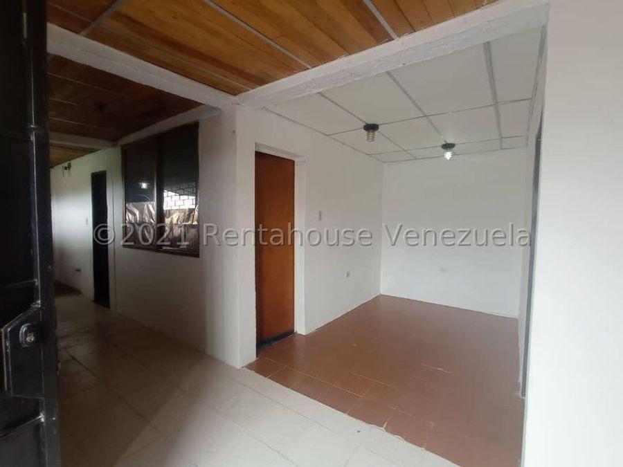 apartamento en alquiler avenida libertador rah 21 24600 ey