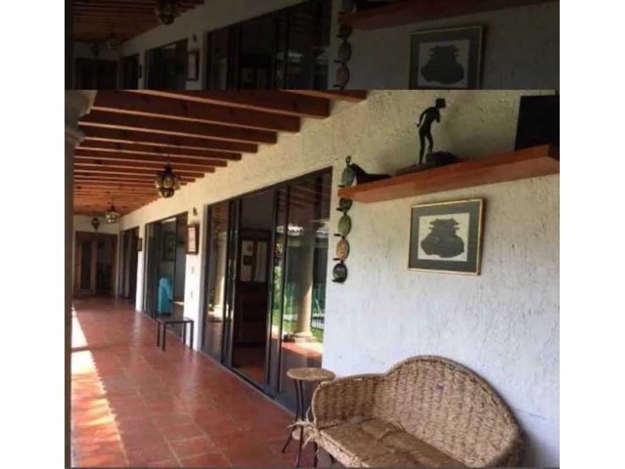 hermosa casa en hacienda tetela