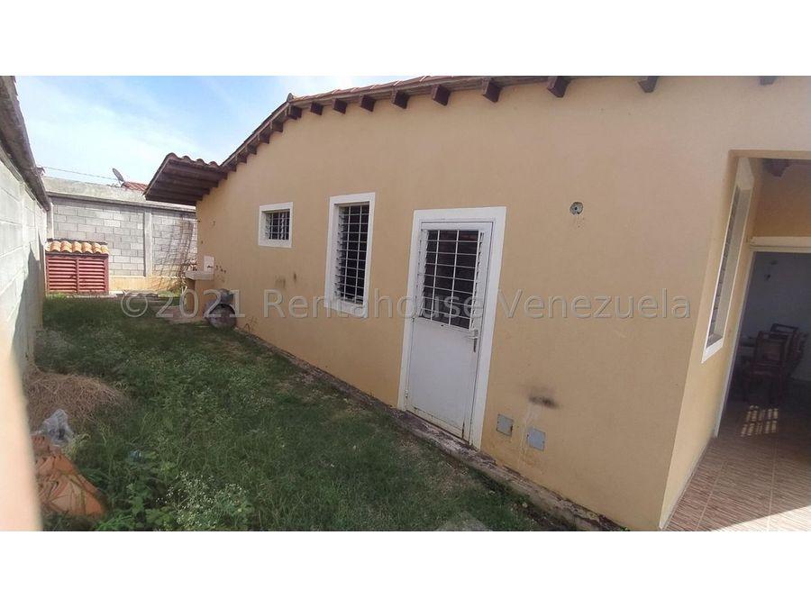 maritza lucena 424 5105659 vende casa en trigalena 21 25508