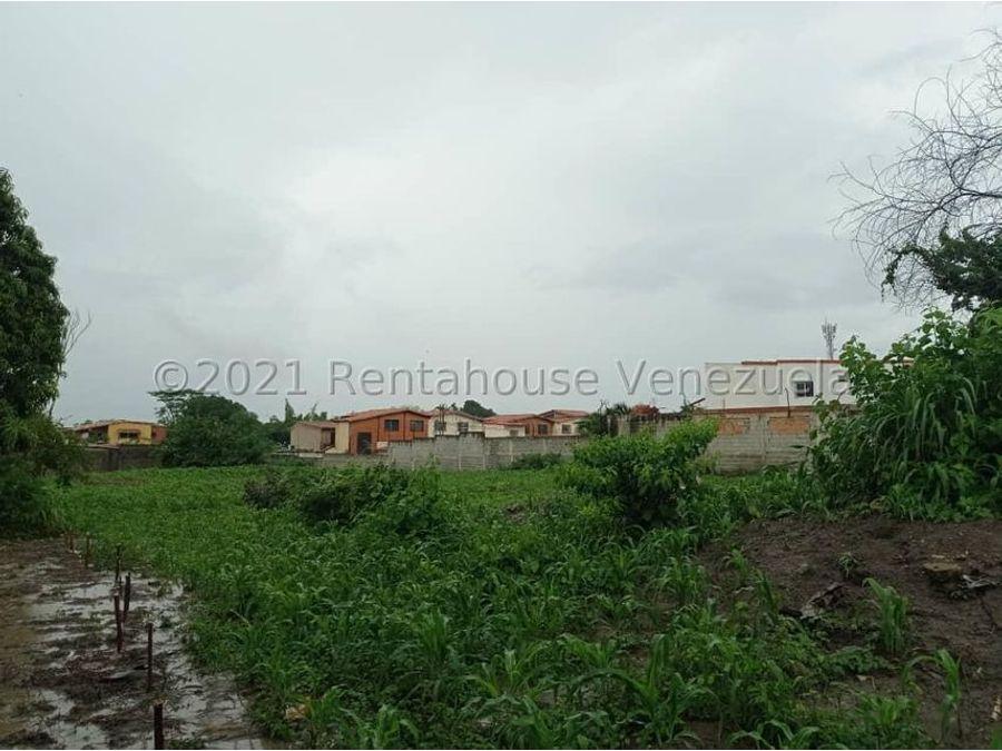 maritza lucena 424 5105659 vende terreno en cabudare 21 25594