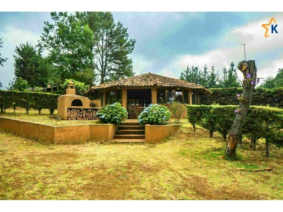 casa tipo californiana en venta en patzcuaro