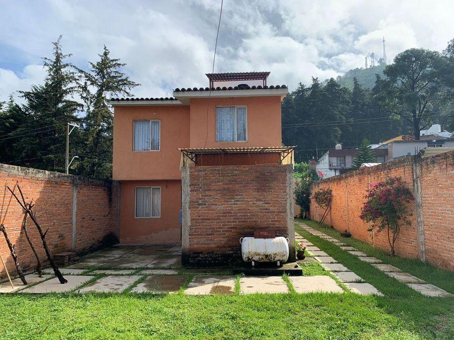casa en venta patzcuaro colonia los nogales amplio terreno