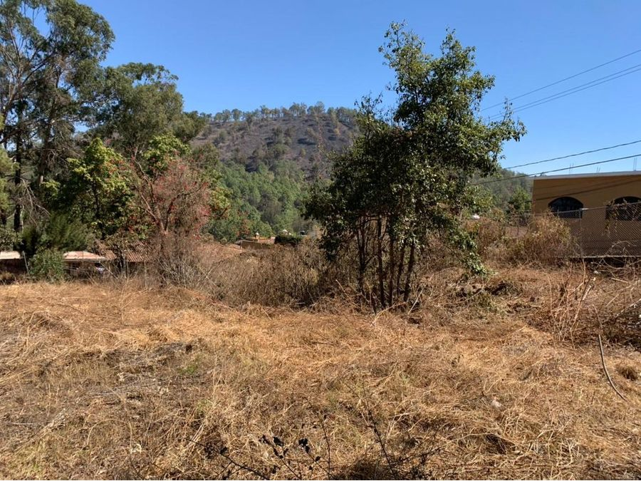 4 terrenos en venta con vista al lago de patzcuaro 3 min al centro