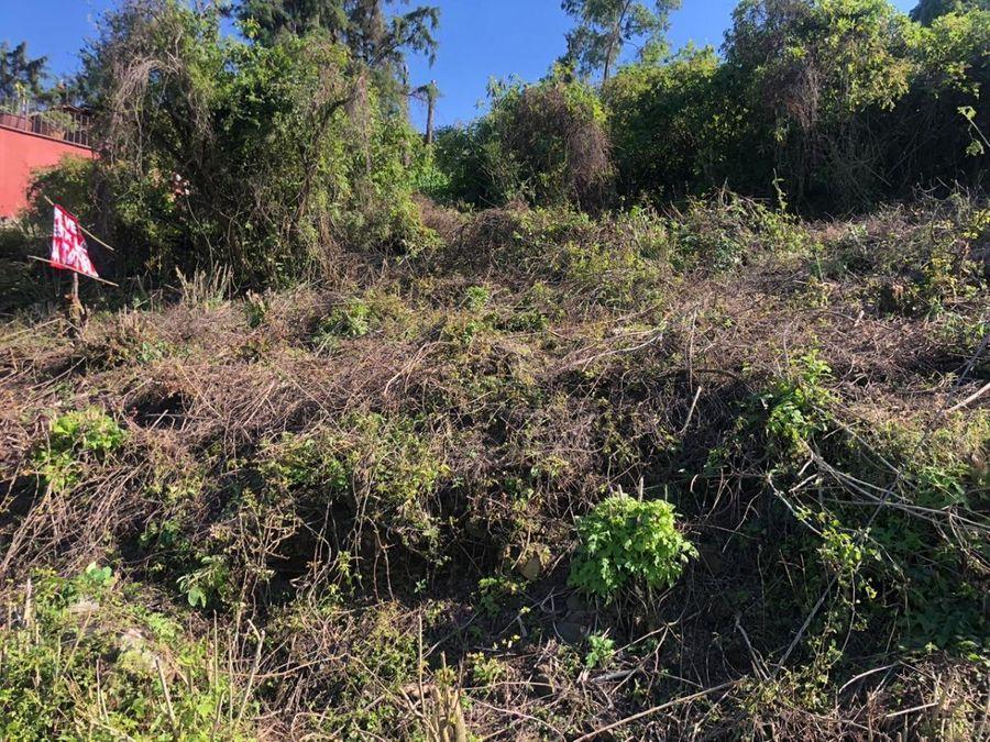 se vende terreno en arocutin con vista al lago de patzcuaro