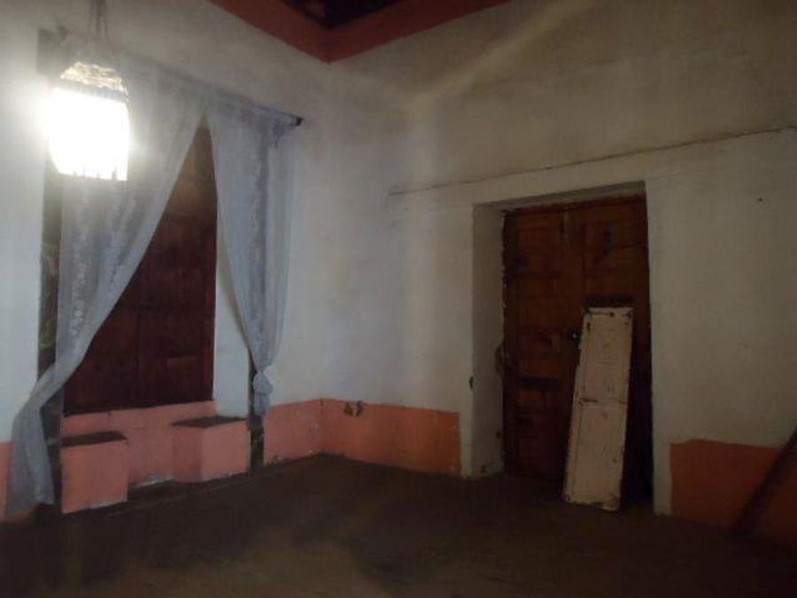 casa en venta de estilo colonial en el centro de patzcuaro