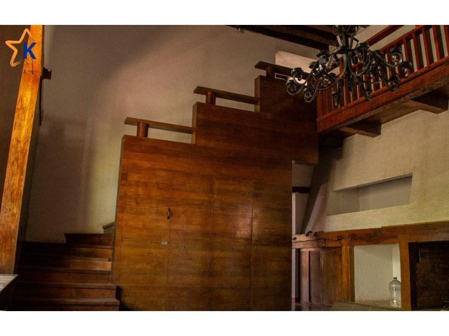 propiedad grande antigua en venta en erongaricuaro