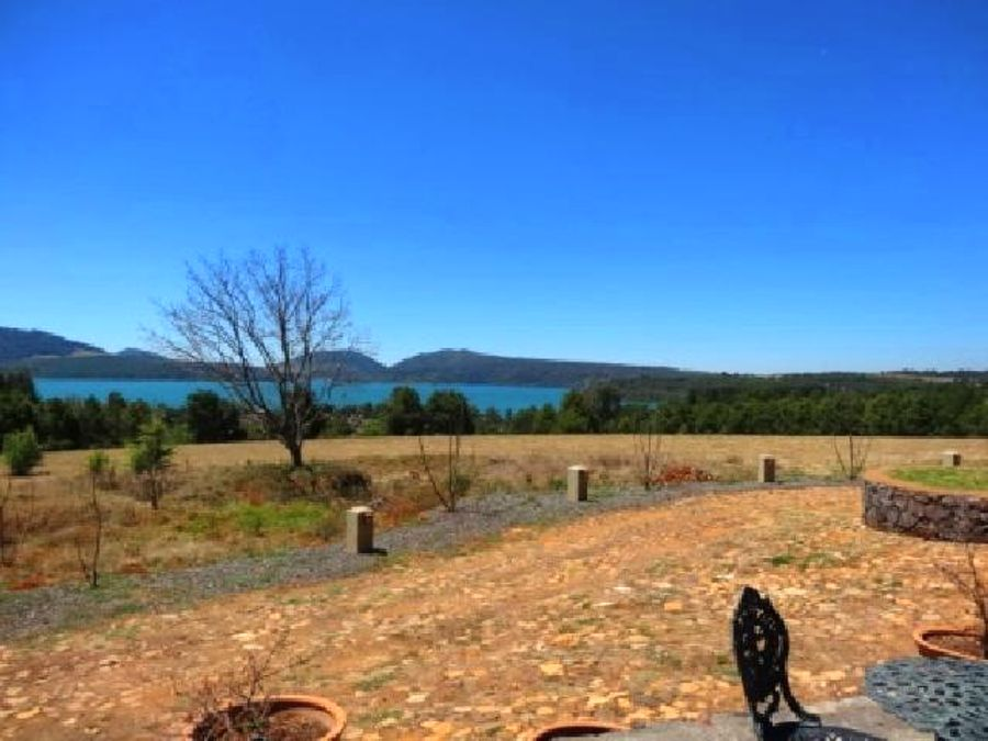 2 terrenos en venta con vista al lago en zirahuen