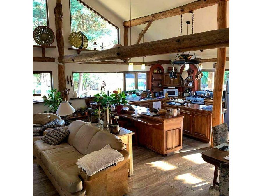 casa en venta con establos cerca de santa clara del cobre