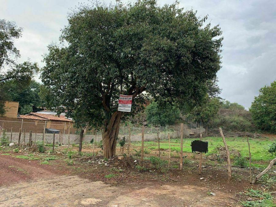 terreno en venta en patzcuaro en la colonia revolucion