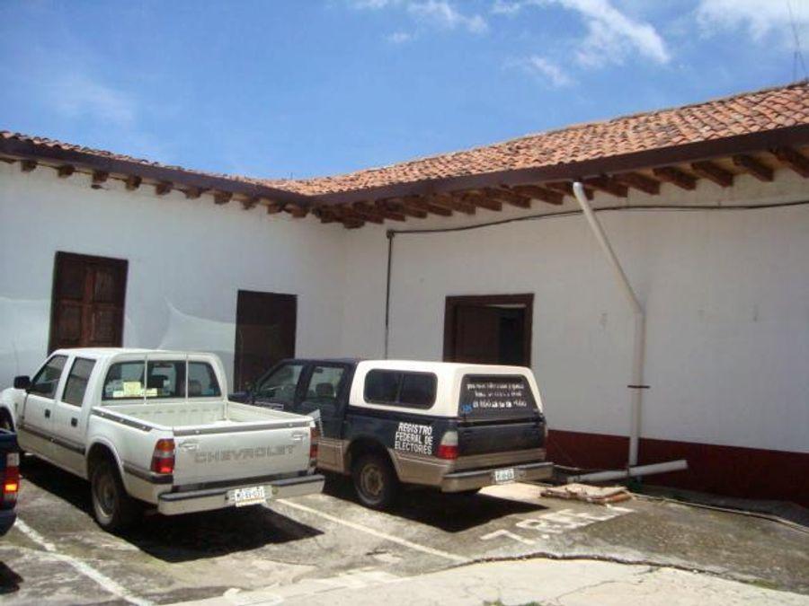 casa en venta en el centro de patzcuaro