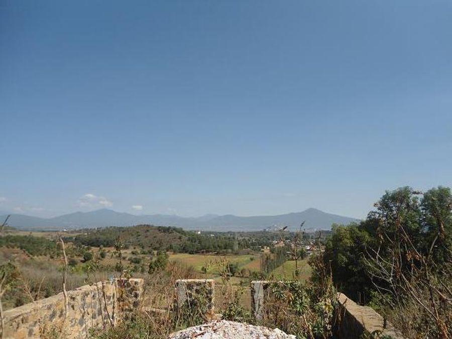 terreno en venta con vista al lago de patzcuaro
