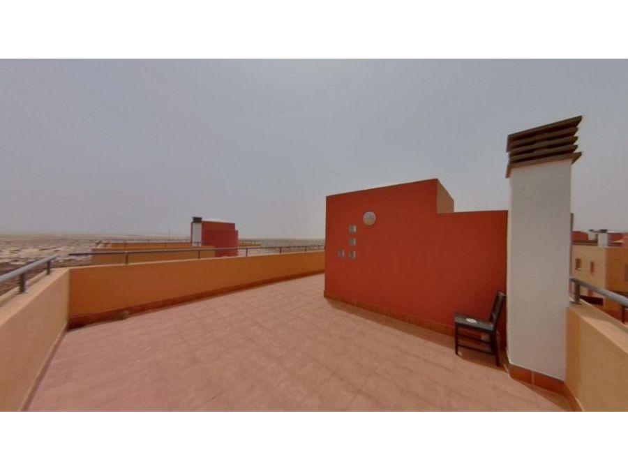 chalet en mirador de las duna