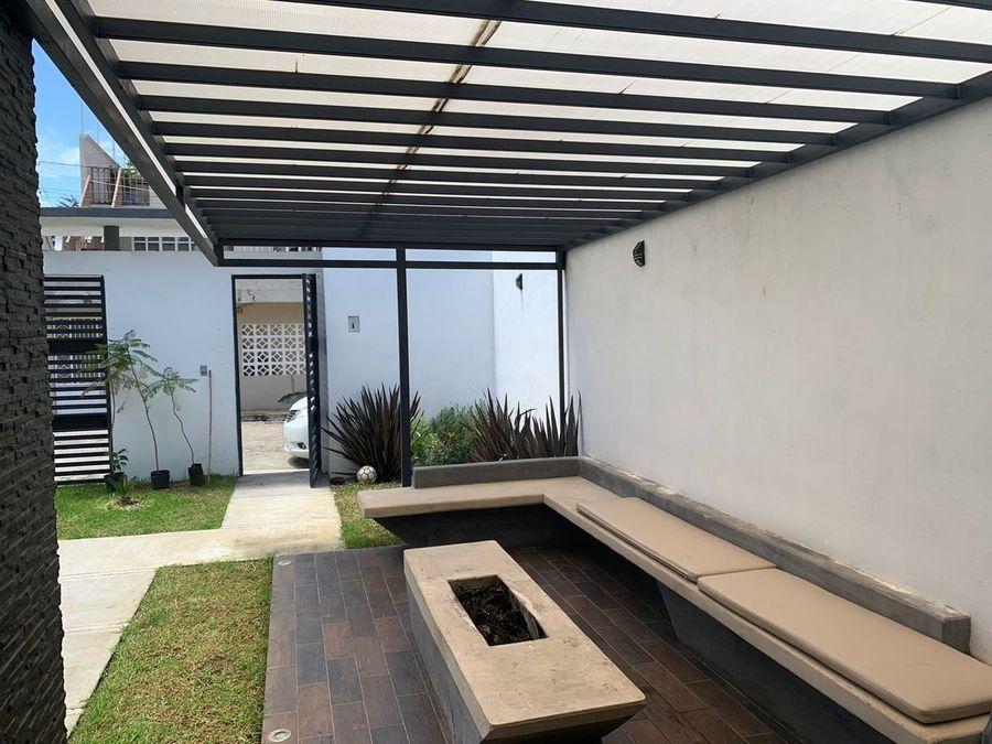 casa en venta magisterio patzcuaro amplio jardin patio