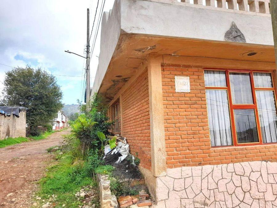 casa en venta en patzcuaro