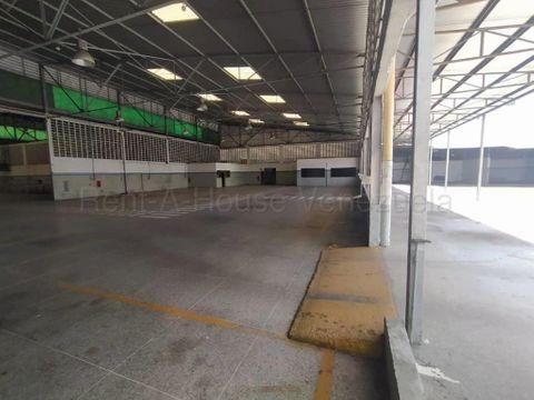 dl galpon industrial en alquiler oeste barquisimeto 21 6518
