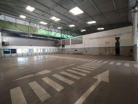 dl galpon industrial en alquiler oeste barquisimeto 21 6515