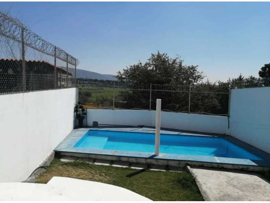 bonita casa en xochitepec a unos minutos del tec de monterrey