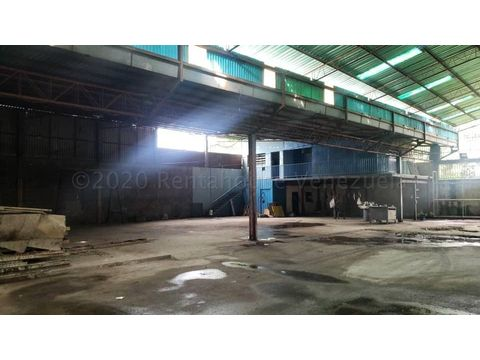 dl galpon industrial en alquiler centro 21 4837