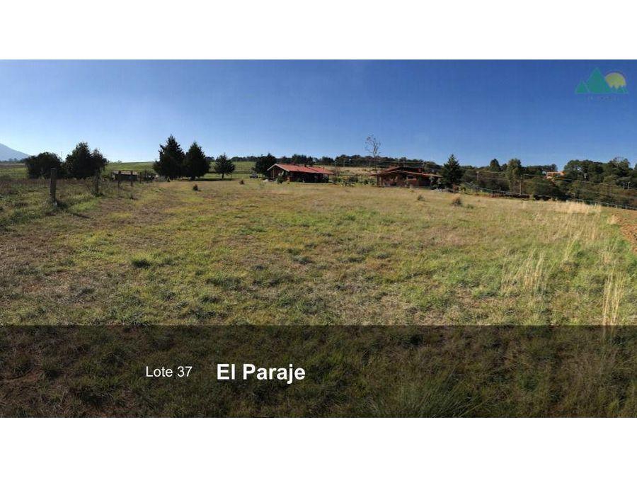 excelente rancho cerca de la ciudad de mexico