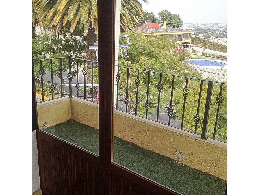 casa remodelada con jardin jacuzzis y elevador en la paz puebla
