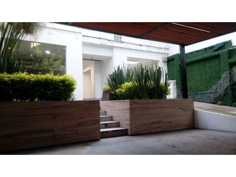 renta de casa con uso de suelo para oficinas en excelente ubicacion