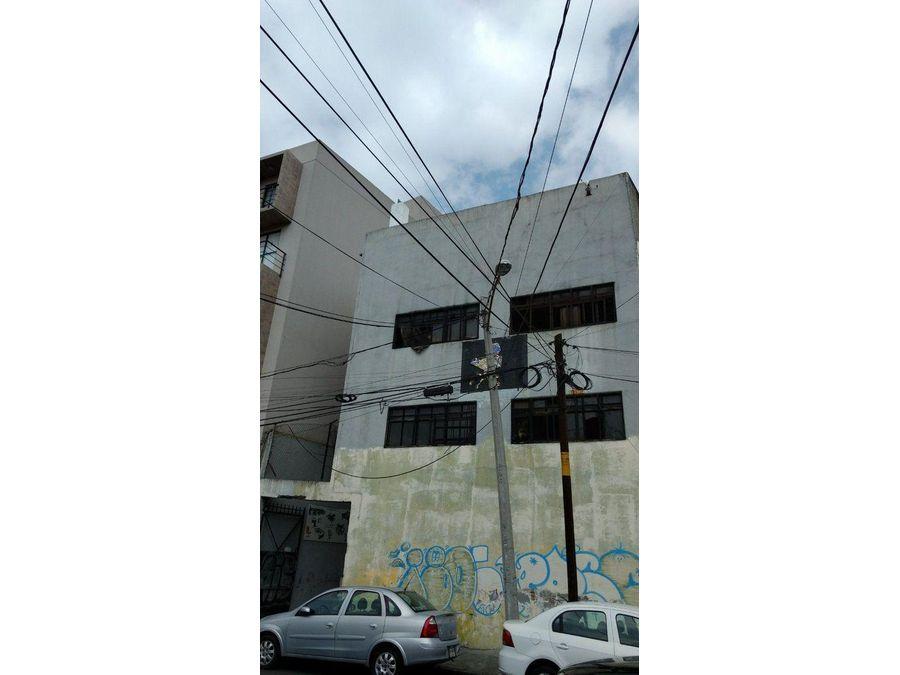 edificio en venta en azcapotzalco
