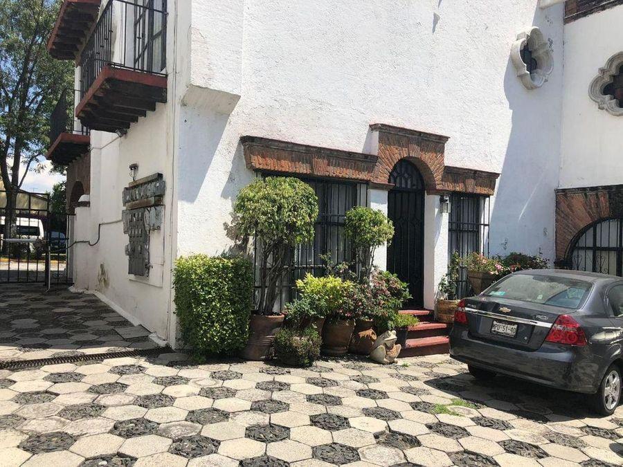 casa en renta en lomas anahuac