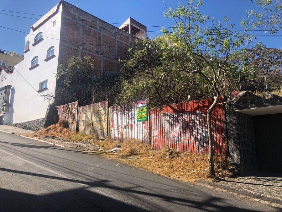 terreno en tlalpan para 5 casas