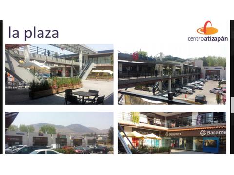 local en plaza centro atizapan