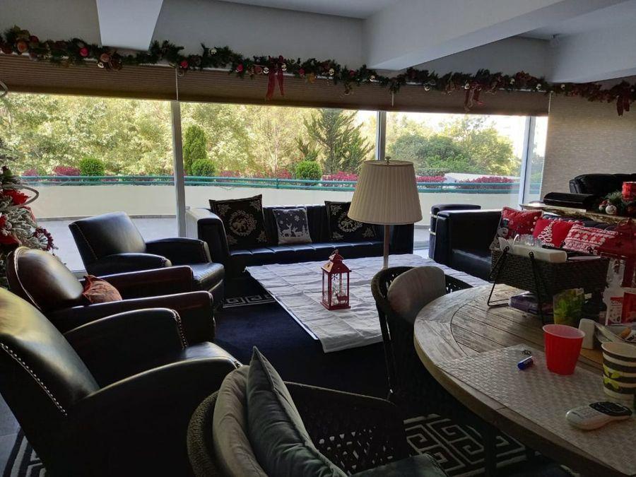 garden house en venta frondoso lomas country club