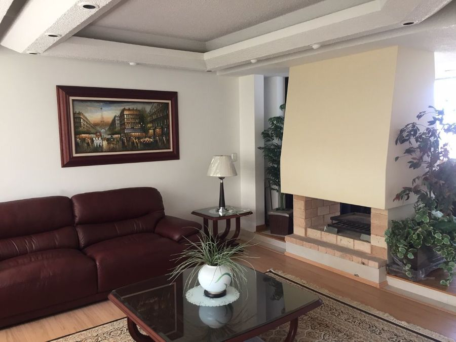 casa en renta residencial galardon