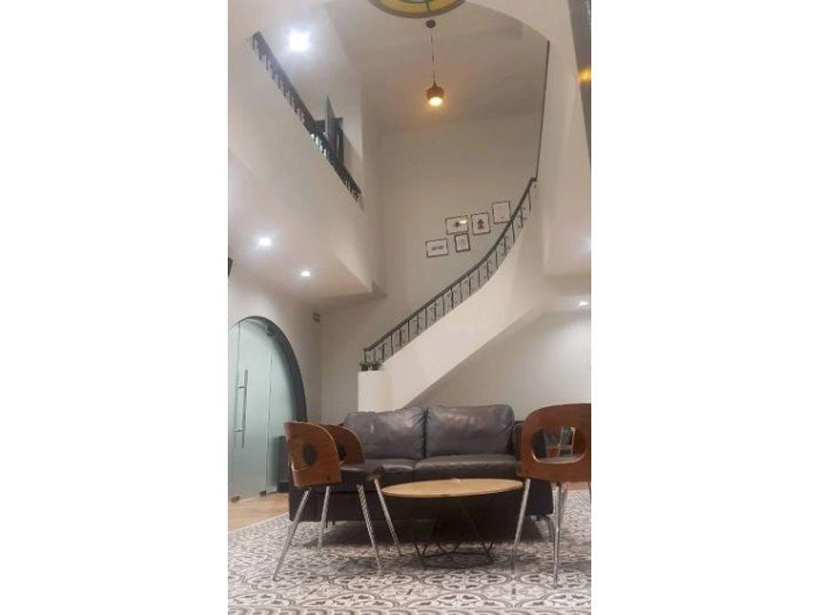 hermosa casa en polanco para uso comercial a un magnifico precio