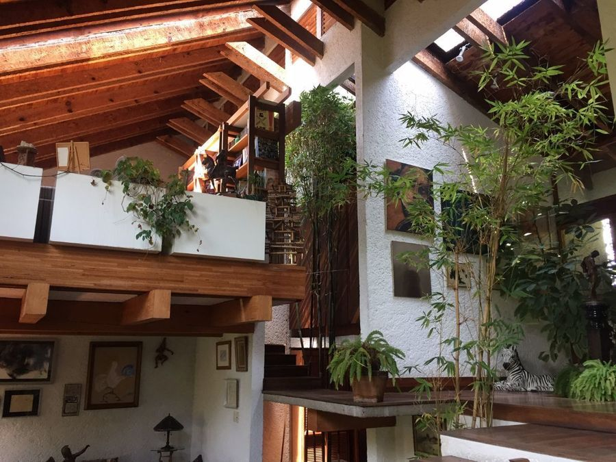 excelente residencia a la venta en bosques de la lomas