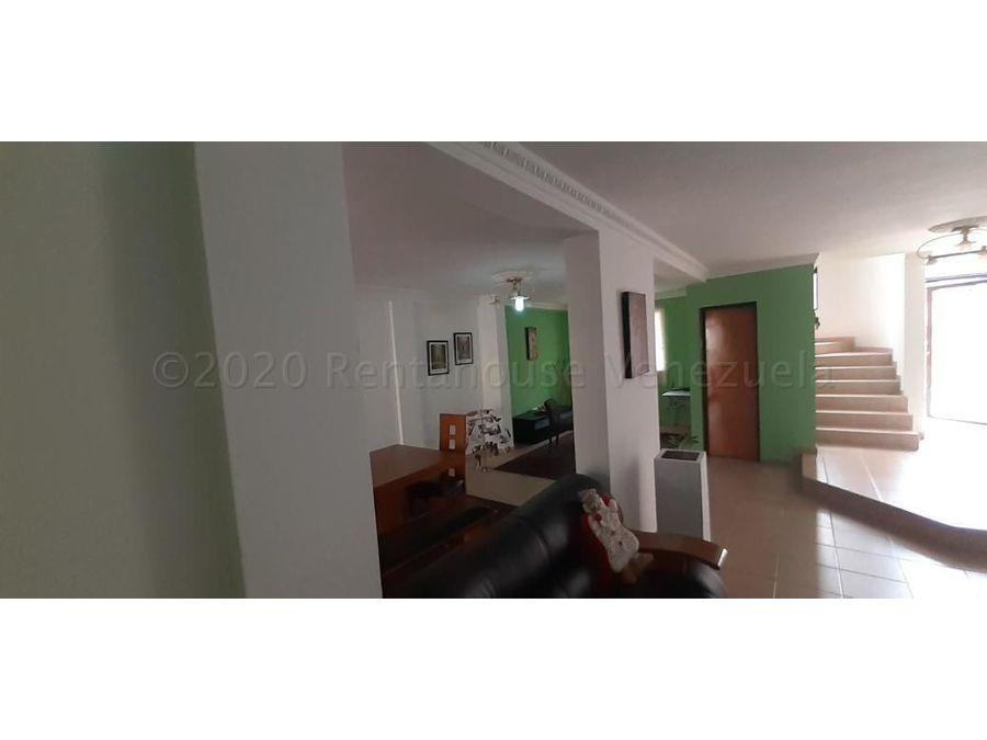 casa en venta parque choroni rah 21 1223