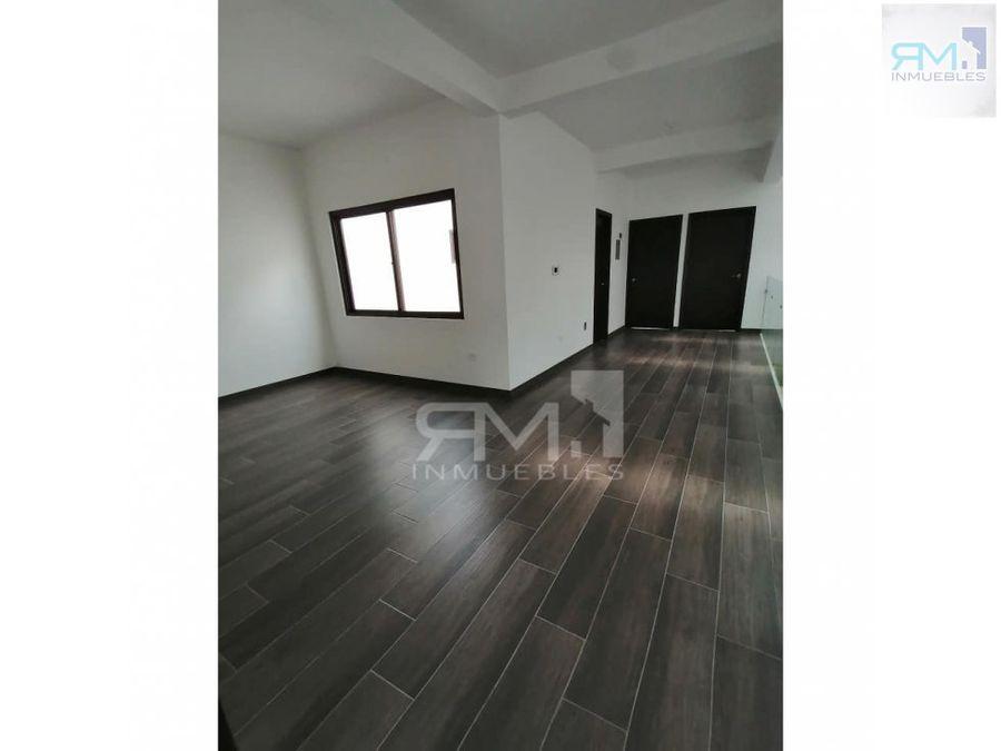 se vende casa nueva en hacienda real zona 16