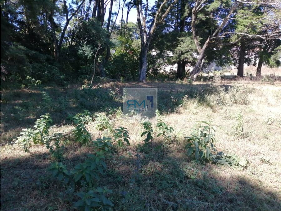 se vende terreno grande en carretera al salvador 245